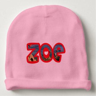 Gorrito for customized baby Zoe Baby Beanie