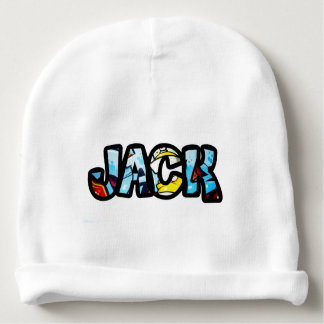 Gorrito for drinks customized Jack Baby Beanie