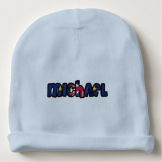 Gorrito for drinks customized Michael Baby Beanie