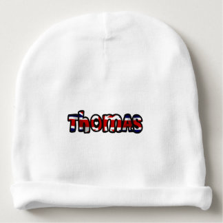 Gorrito for drinks customized Thomas Baby Beanie