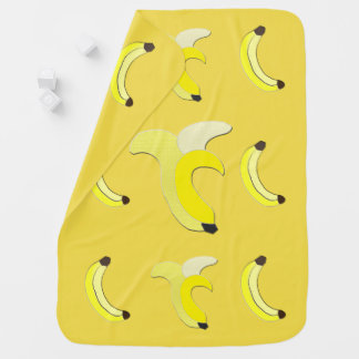 Gorse Bananas Baby Blanket