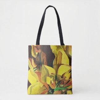 Gorse in Oil Tote Bag