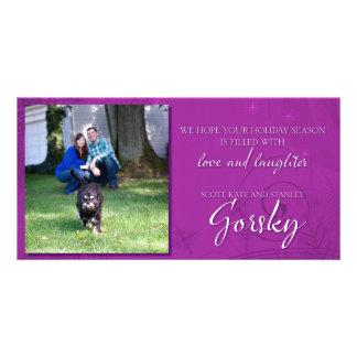 Gorsky Family Holiday cards