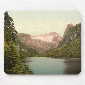 Gosausee and Dachstein, Austria Mouse Pad