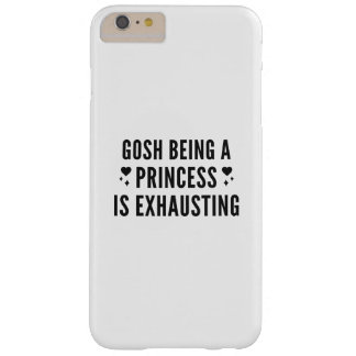 Gosh Princess Barely There iPhone 6 Plus Case
