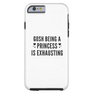 Gosh Princess Tough iPhone 6 Case