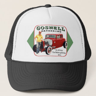 Gosnell Gathering 2014 hat