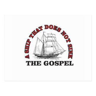 gospel arch postcard