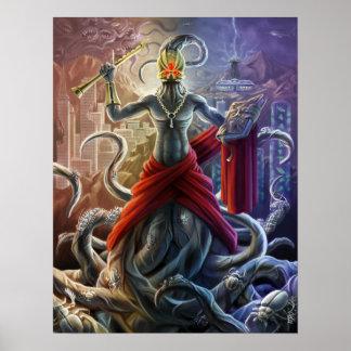 Gospel of Nyarlathotep Poster