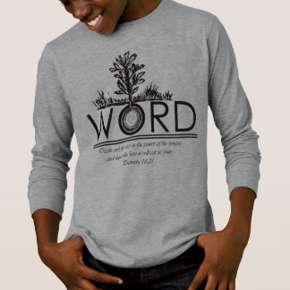 Gospel word T-shirt