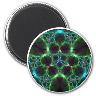 Gossamer 2 Inch Round Magnet