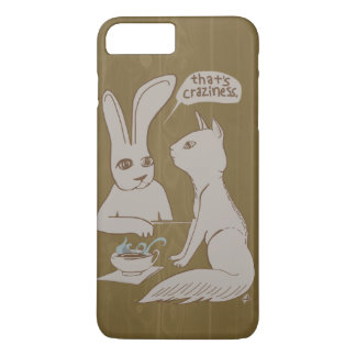 Gossip Bunny iPhone/iPad/Samsung/Motorolla feat. iPhone 7 Plus Case