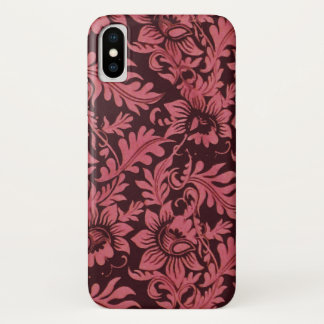 Gossiping Flowers (More Options) - iPhone X Case