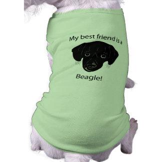 Got a beagle best friend? shirt