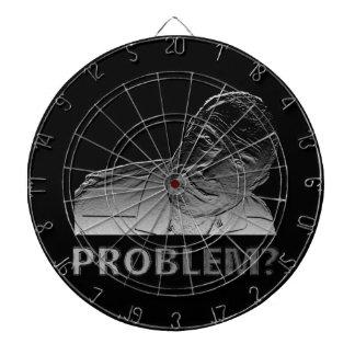 Got a problem? dartboards