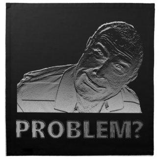 Got a problem? napkin
