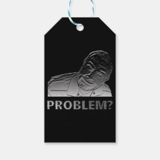 Got a problem? pack of gift tags