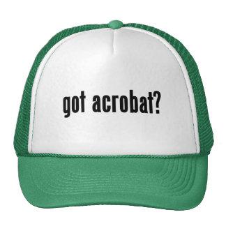 got acrobat? mesh hat