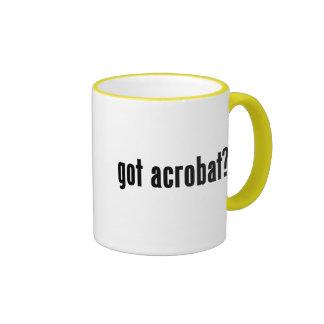 got acrobat? coffee mugs
