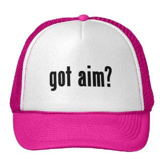got aim? trucker hat