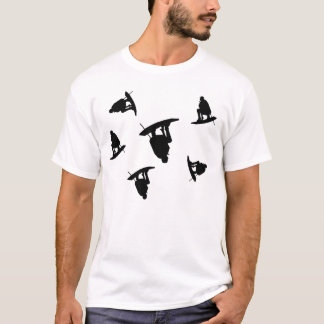 got air, flipfrontside, make it wake T-Shirt