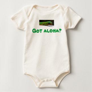 Got aloha? Hawaiian Baby Baby Bodysuit
