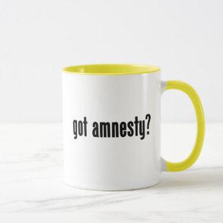 got amnesty? mug