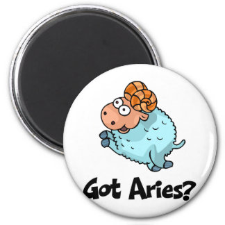 Got Aries Magnet