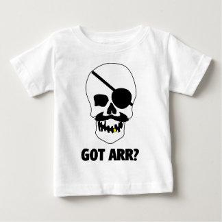 Got Arr? Pirate Skull T-shirts