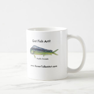 Got Art? Mug (Marlin-Dorado)