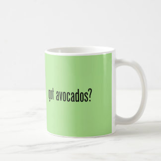 got avocados coffee mug