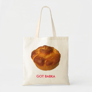 GOT BABKA SHOPPING BAG