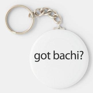 got bachi? keychain