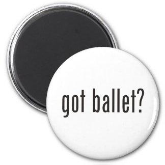 got ballet? magnet