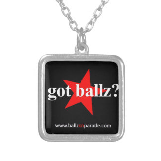 Got Ballz? Necklace