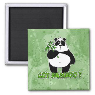 got bamboo? magnet