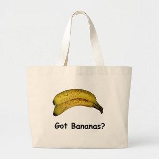 Got Bananas Canvas Bags