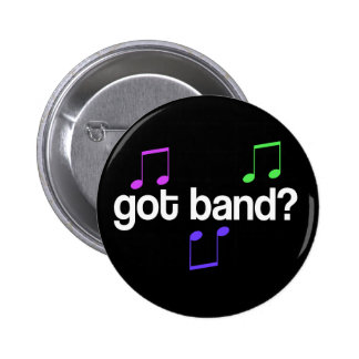 Got Band Music Button
