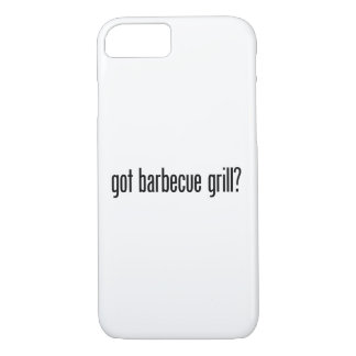 got barbecue grill iPhone 7 case