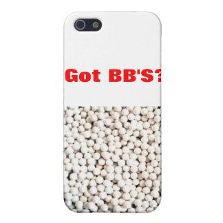 Got BB'S iPhone case 4, 4S, 5 iPhone 5 Case