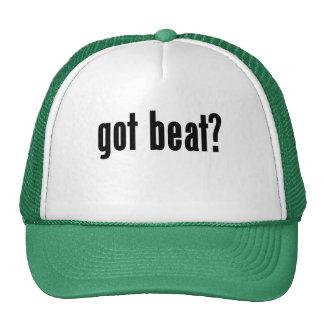 got beat? hat