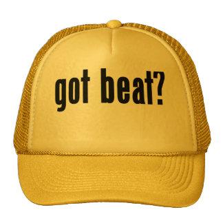 got beat? mesh hat