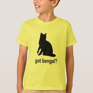 Got Bengal? T-Shirt