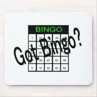 Got Bingo? Mouse Mats