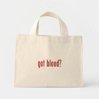 got blood? bag
