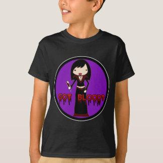 Got Blood? Vampire shirt