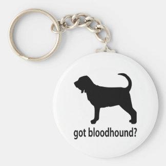 Got Bloodhound Basic Round Button Keychain