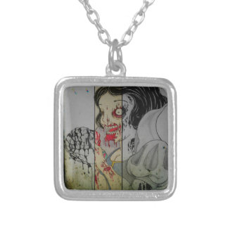 got brains personalized necklace