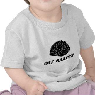 Got Brains? Shirts