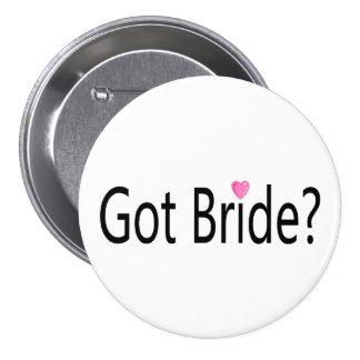 Got Bride Button